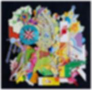 Papier découpé, Paper-Art, Paper-cut, art contemporain papier, création papier, artiste du papier,