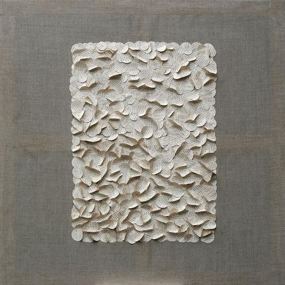 Papier, Paper-Art, art contemporain papier, création papier, artiste du papier,