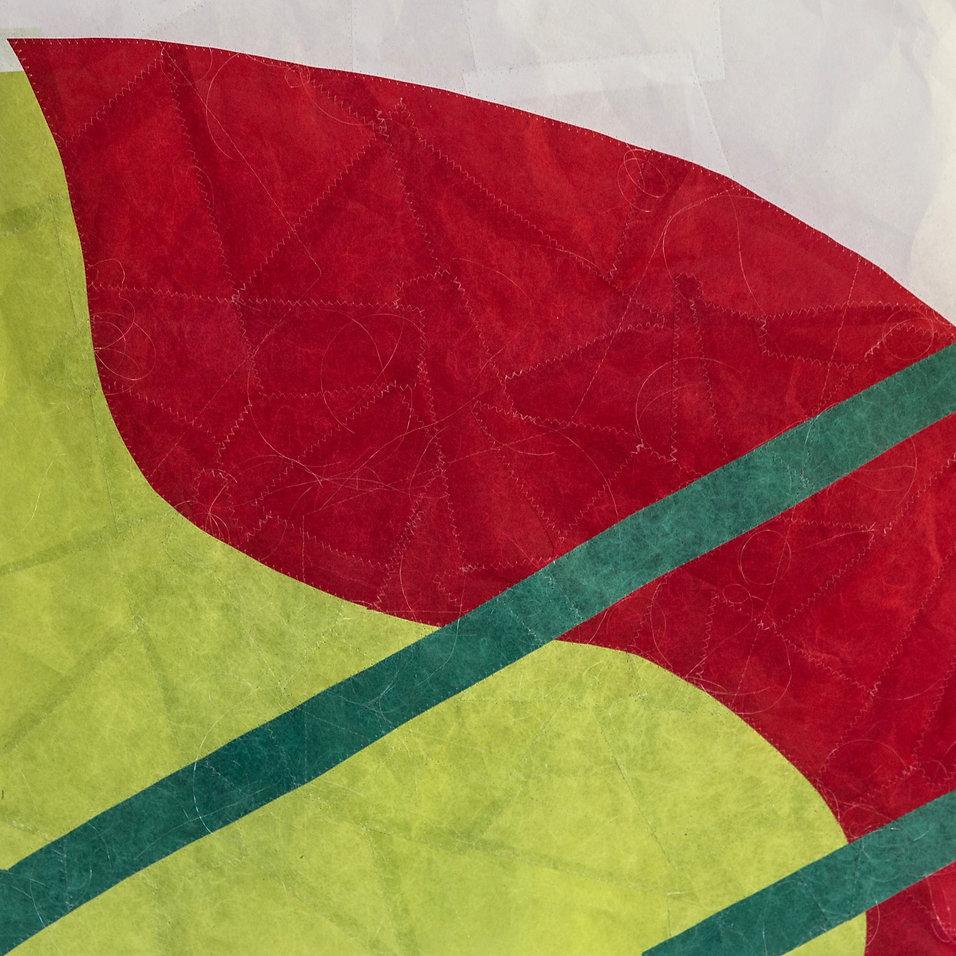 FOCUS 003- 64°08'07-N - 21°53'43 - O Papier, Paper-Art, art contemporain papier, création papier, artiste du papier,