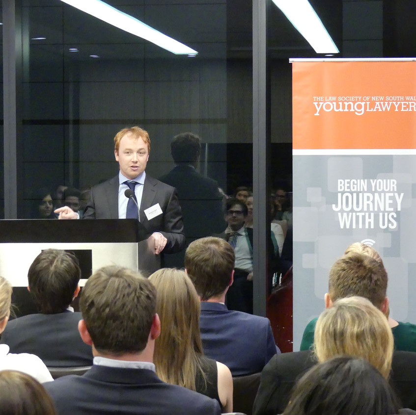 NSW Young Lawyers' Great Debate 2017