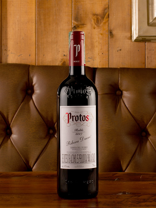 Vino Protos tempranillo 2017 Botella  (750 ml)