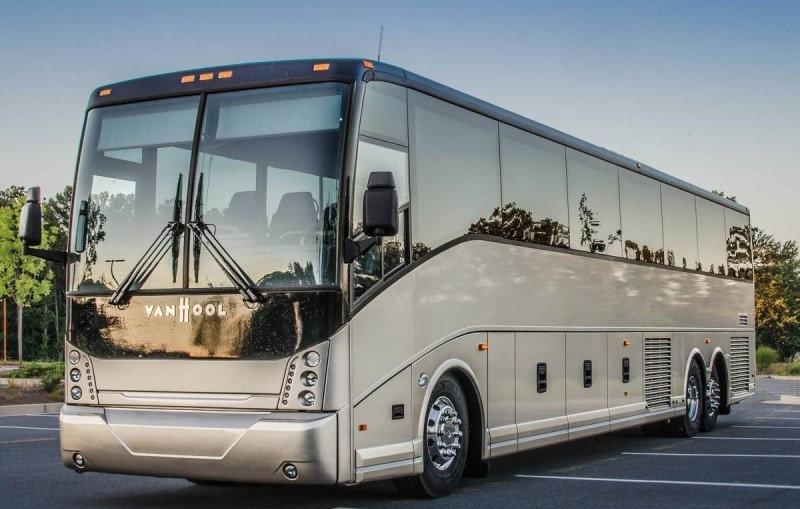 56 Passenger Executive Bus