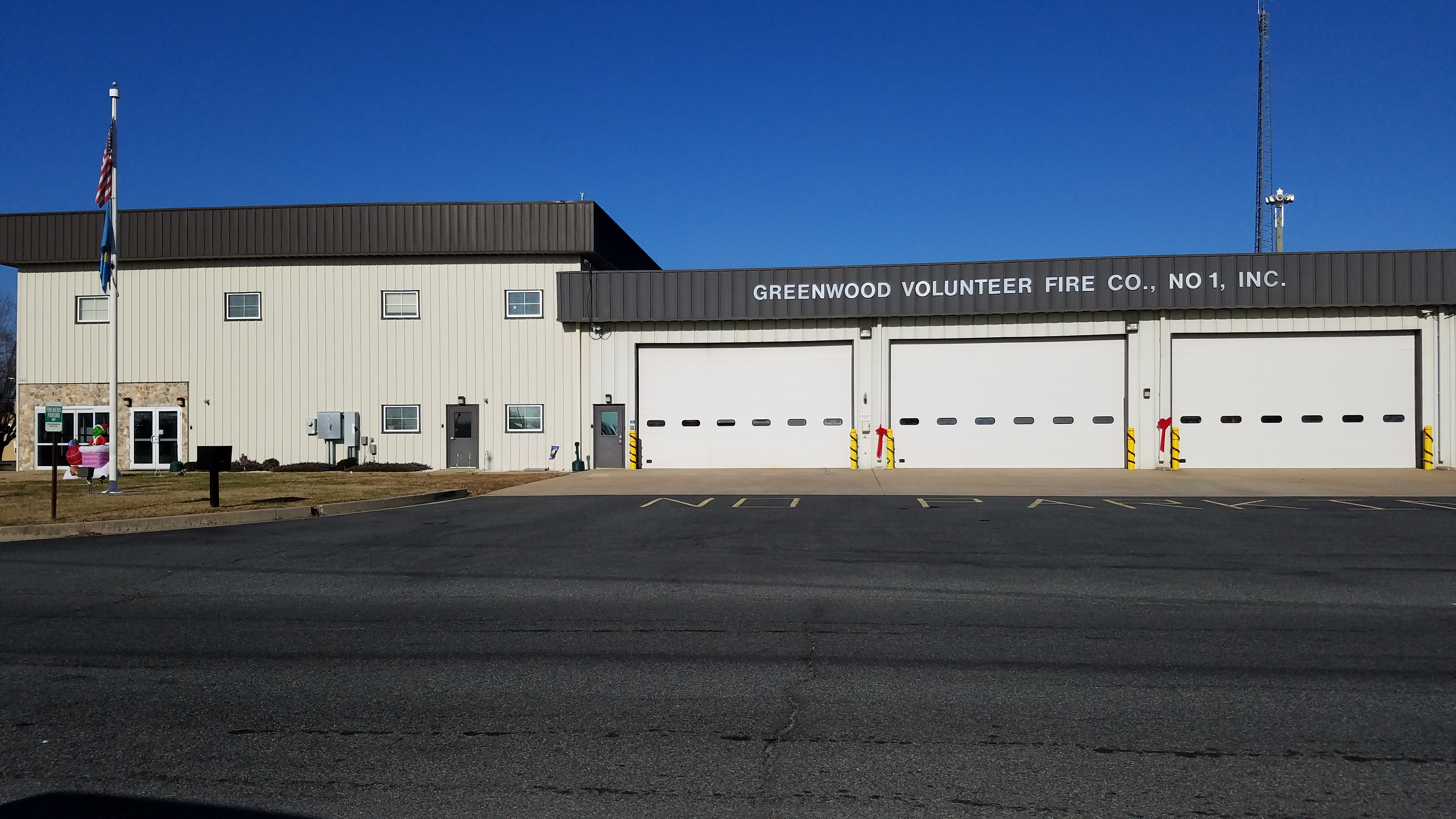 Greenwood Fire Co.