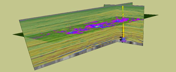 Pore pressure geohazard in 3D