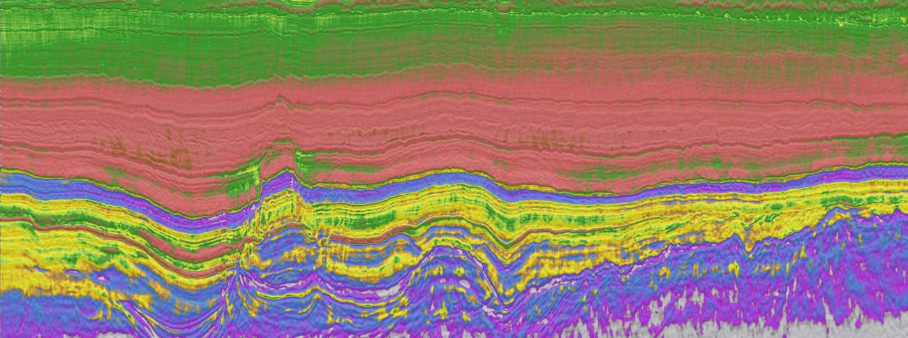 Pseudo Lithology from 3D broadband seismic
