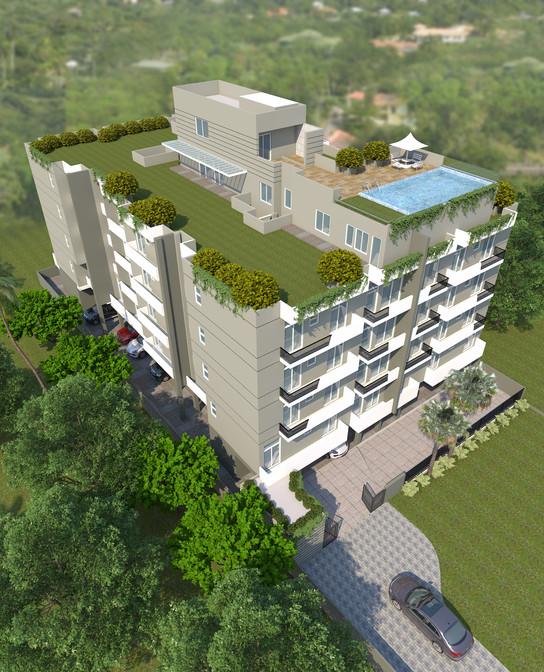 Suncity Malabe Apartment Stage ( I ) Vie