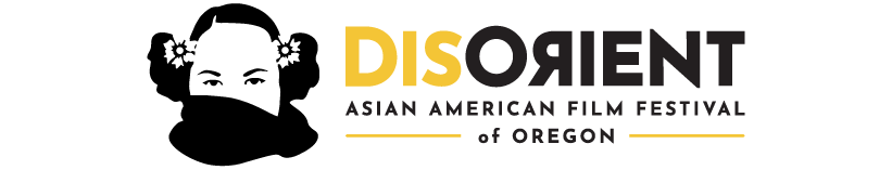 Logo from DisOrient Asian American Film Festival