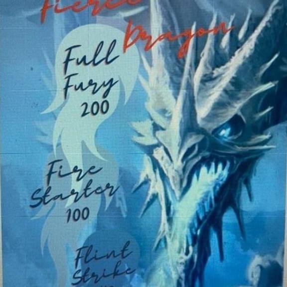 Fierce Dragon 2022