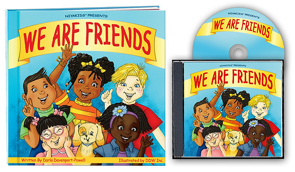 We Are Friends Bundle