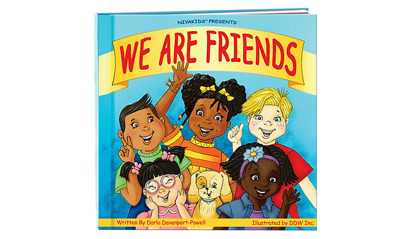 We Are Friends Book