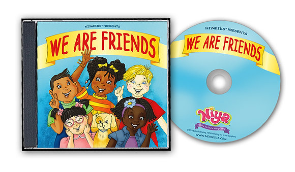 We Are Friends CD
