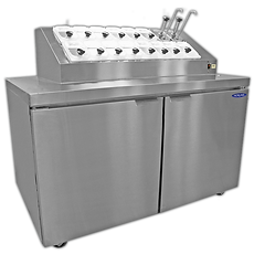 Electro Freeze 8766BRH - Countertop Cocktail Freezer