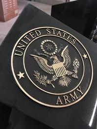 Army Bronze Emblem