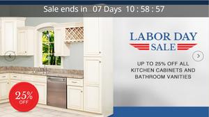 rta kitchen cabinet sales