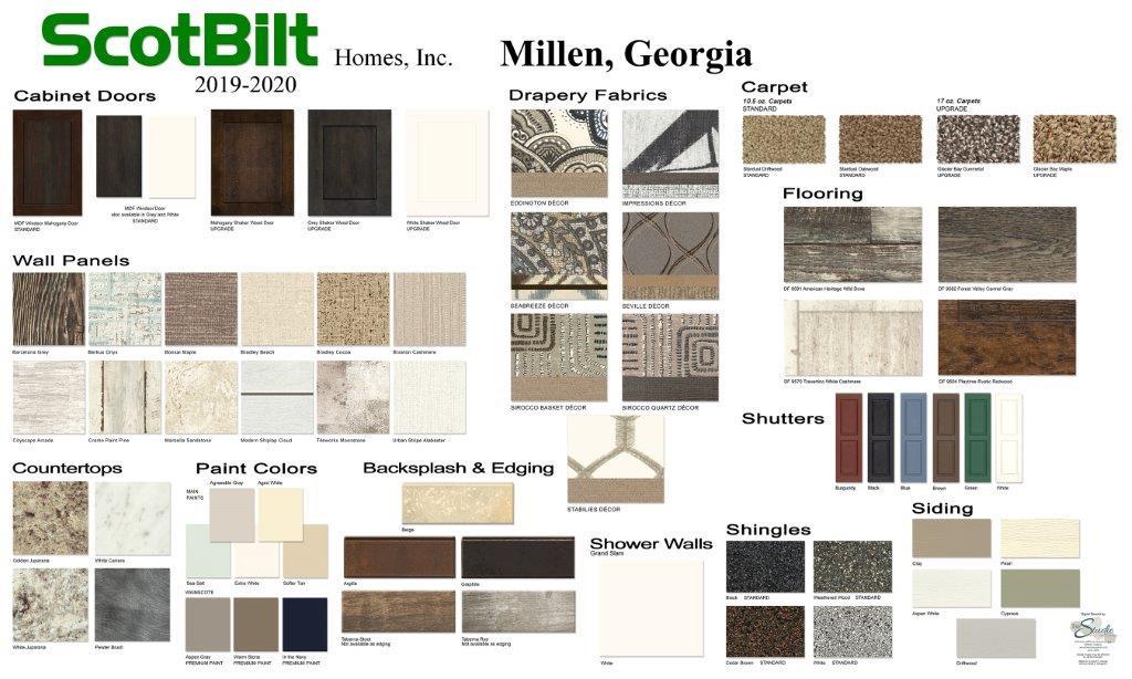 Scotbilt Homes Millen 2019