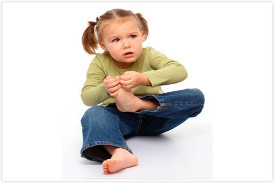 Foot Health Facts on Children's Foot Conditions