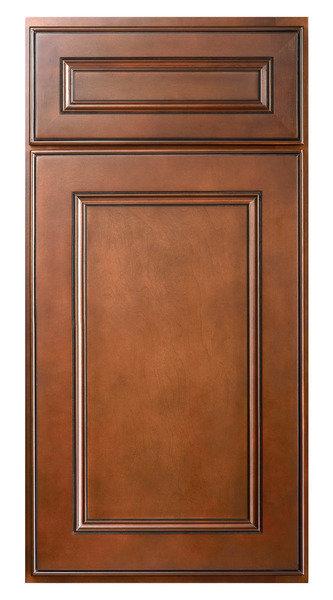 """York Chocolate Sample Door - SAMPLE DOOR 12-7/8""""W x 15-7/8""""H"""