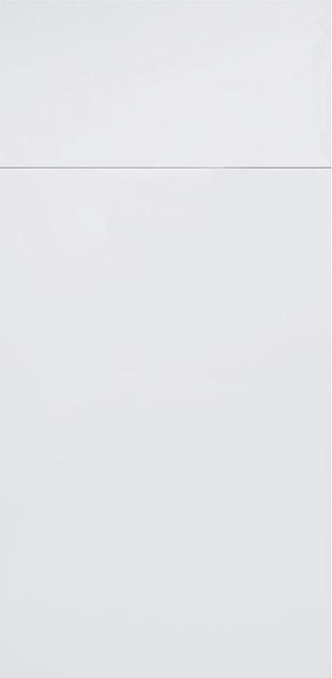 PALERMO GLOSS WHITE-SAMPLE DOOR