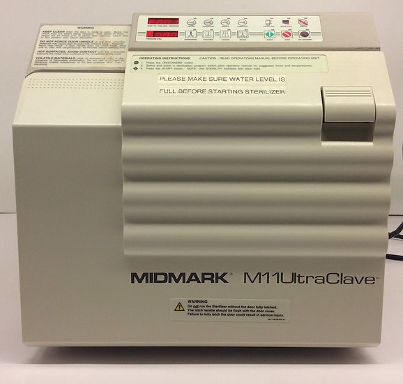 PREVIOUS MODEL - M11 UltraClave Sterilizer