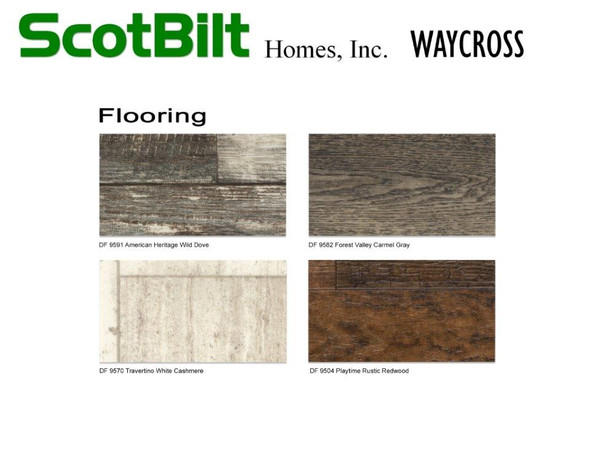 Scotbilt Waycross 2019 - Flooring