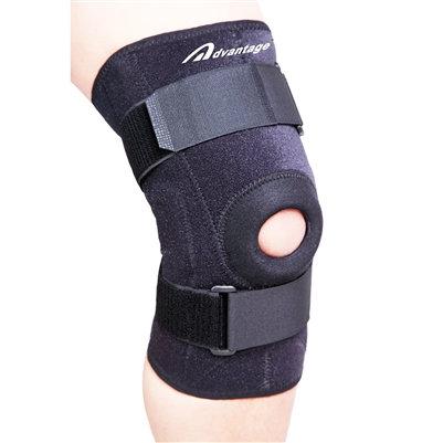 Neoprene Hinged Knee Sleeve (L1812)