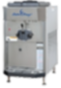 Electro Freeze CS600 - Gravity Compact Counter Model