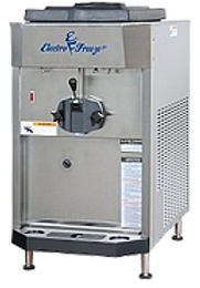 Electro Freeze CS600 - Gravity Compact Counter Model