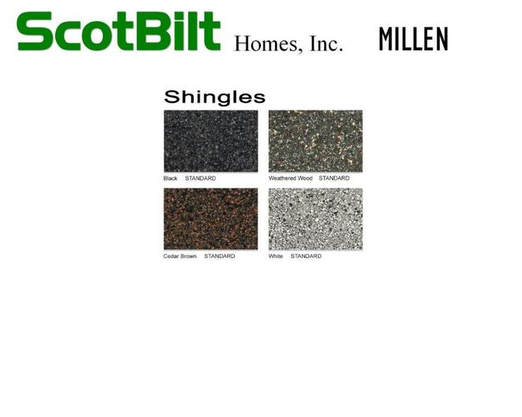 Scotbilt Millen 2019 - Shingles