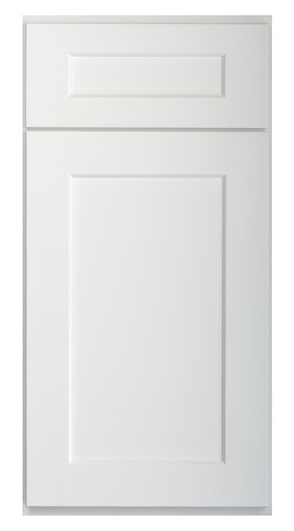 """Shaker White Sample Door - SAMPLE DOOR 12-7/8""""W x 15-7/8""""H"""