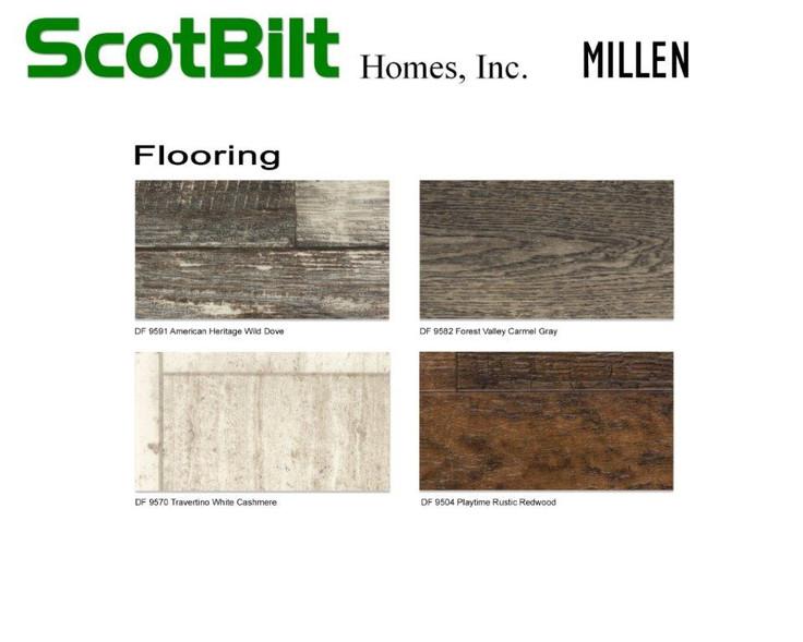 Scotbilt Millen 2019 - Flooring