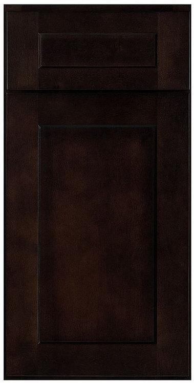 """Shaker Espresso Sample Door - SAMPLE DOOR 12-7/8""""W x 15-7/8""""H"""