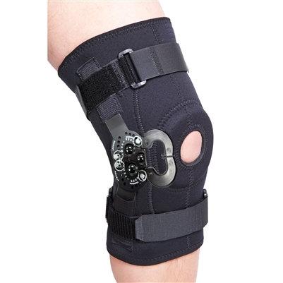 Range of Motion (ROM) Hinged Knee Wrap (L1833)
