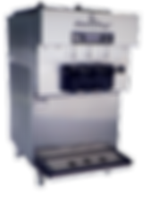 Electro Freeze SLX400C Compact Counter Model