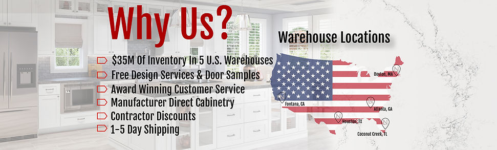 Why Us Banner 5 Locations - LNA Remodeli