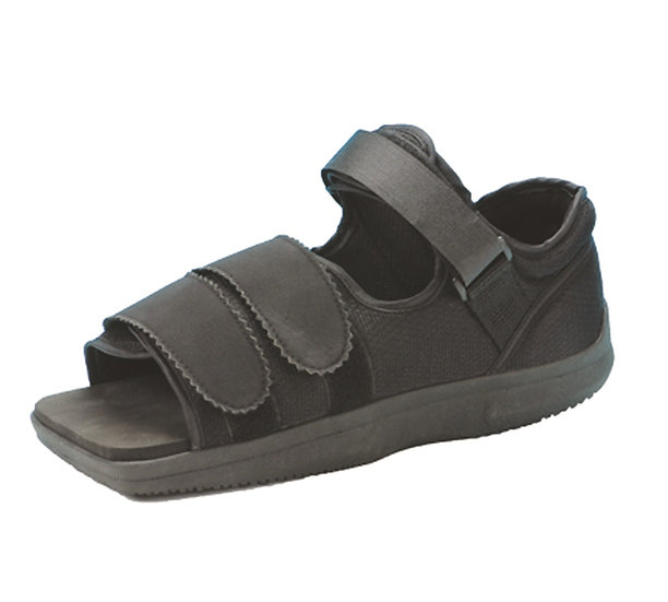 Square Toe Post Op Shoe (L3260)