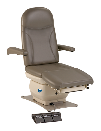 MTI 527 Tri Power Podiatry/Wound Care Chair - Refurbished