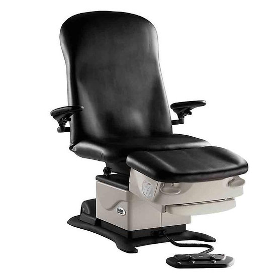 Midmark 646 Barrier-Free Power Podiatry Procedures Chair Base- Refurbished