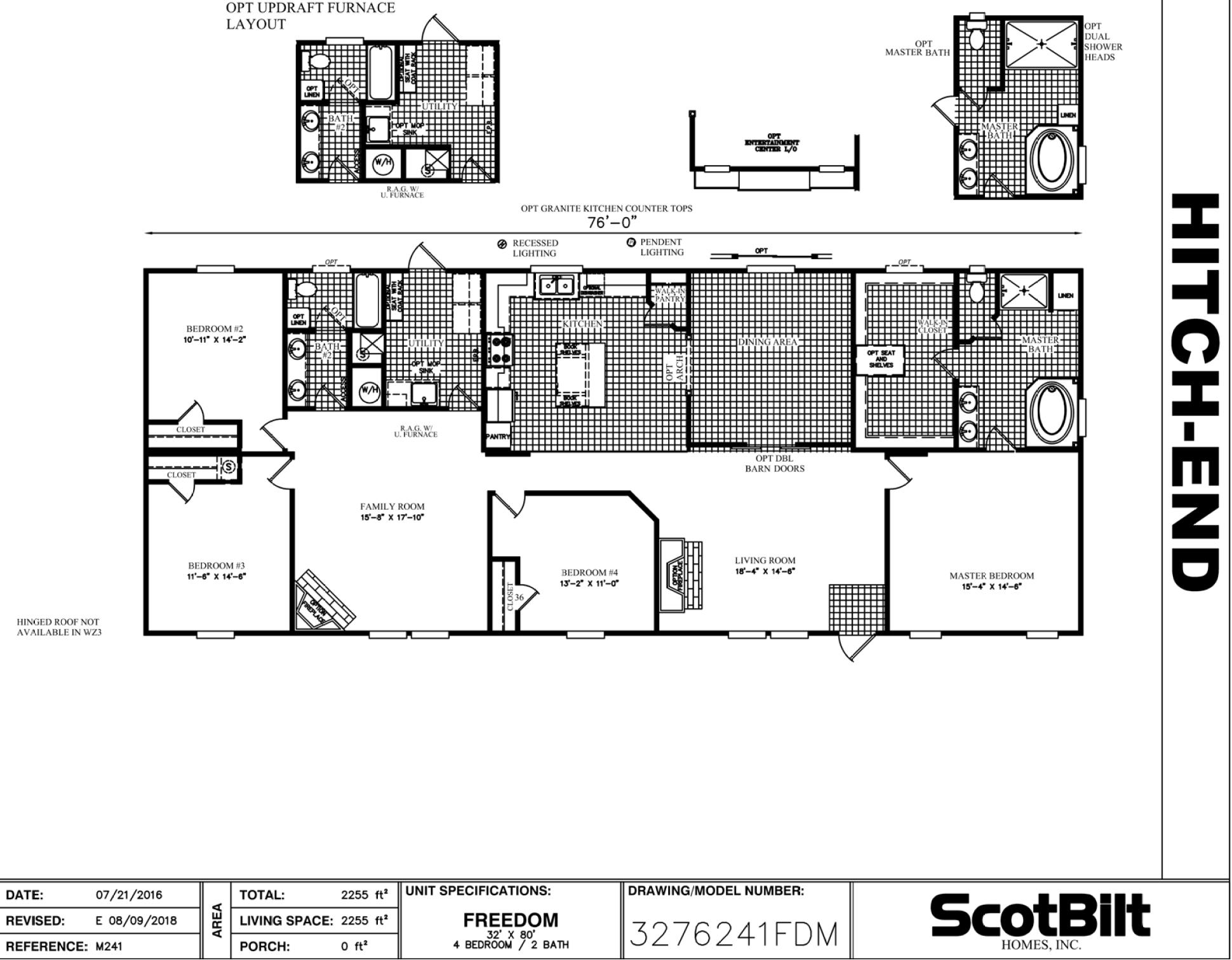 Freedom 3276241 | Scotbilt