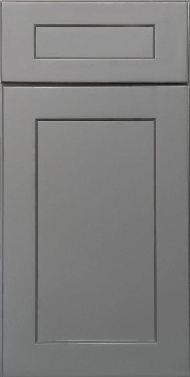 """Shaker Grey Sample Door - SAMPLE DOOR 12-7/8""""W x 15-7/8""""H"""