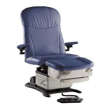 Midmark 647 Barrier-Free Power Podiatry Chair (Programmable Incl.) Refurbished