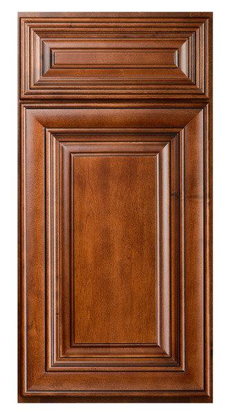 "Charleston Saddle Sample Door - SAMPLE DOOR 12-7/8""W x 15-7/8""H"