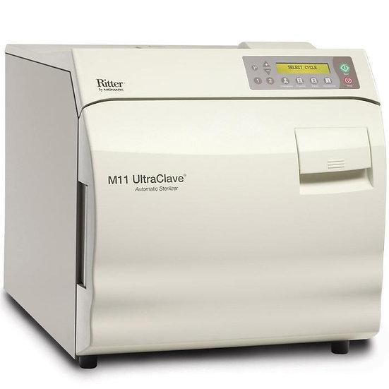 NEW - Ritter M11 UltraClave Automatic Sterilizer