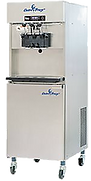Electro Freeze Gen-5099 - Pressurized Freezer With VQM