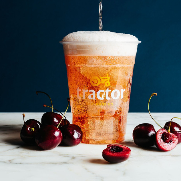 Tractor Drink
