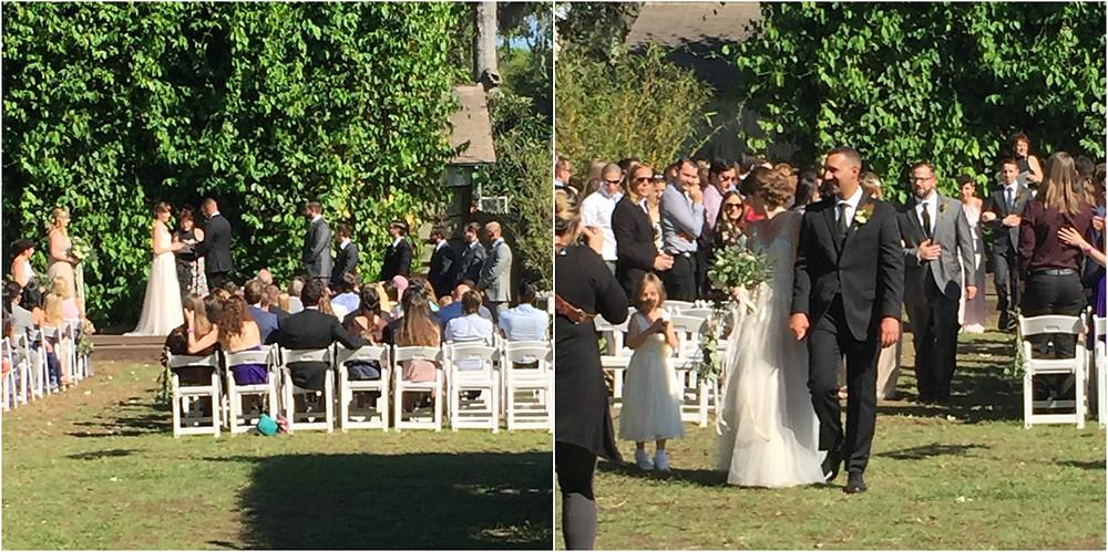 Wedding of hero officer of Pulse Nighclub Terror Attack