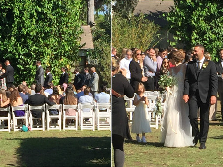 Officer Michael Napolitano Wedding @The Acre- College Park, Orlando
