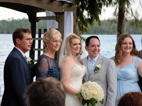 Evan & Christina - Wedding 10.14.18        at Paradise Cove Orlando