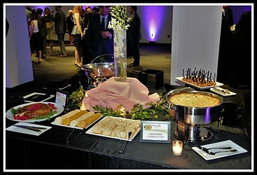 Orlando corporate event catering at Orange County Regional History Center