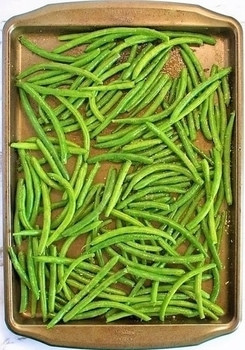 Fresh & Flavorful Green Beans