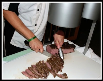 Plus Catering Orlando Roast Sirloin of Beef